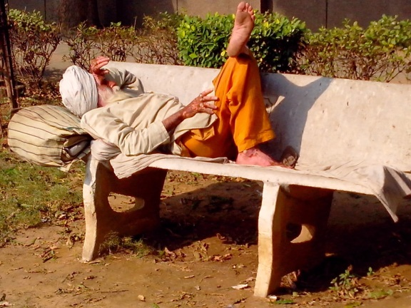 Godman or Sikh Monk?